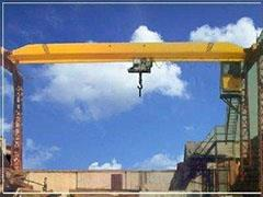 How to reduce noise pollution t of double beam crane.jpg