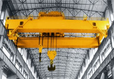 Heavy Duty Double Girder Overhead Crane