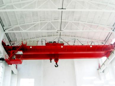 QD Factory Bridge Crane 80 Ton