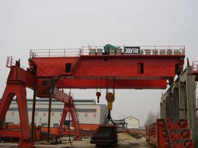 QD Steel Plant Bridge Crane 30Ton