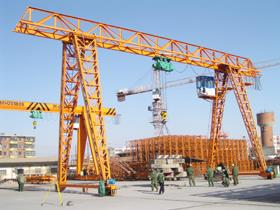 Radio Remote Control Single Girder Gantry Crane 5 Ton Crane Grúa